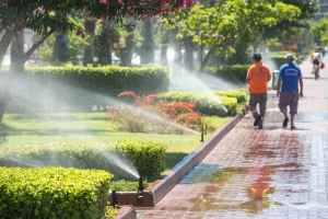 Dallas sprinkler repair